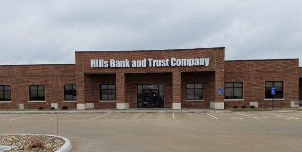Hills Bank and Trust Company - Cedar Rapids