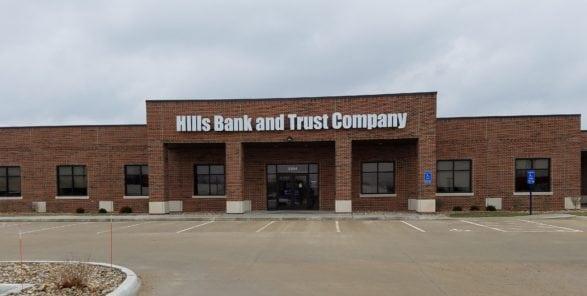 hills bank and trust iowa city
