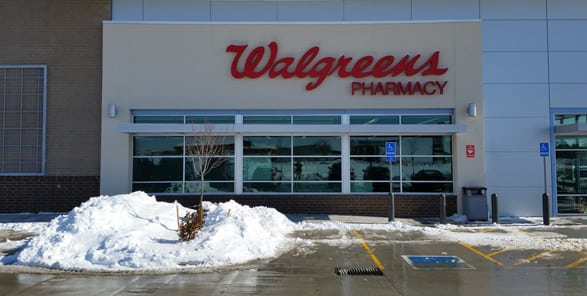 Walgreens Plumbing & Heating Project