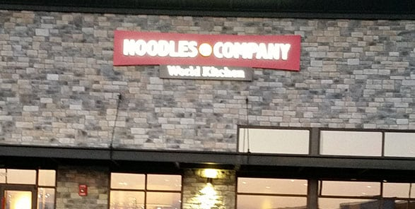 Noodles and Company Cedar Rapids