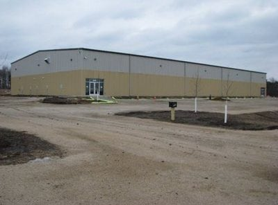 FC United Indoor Soccer Facility - Cedar Rapids